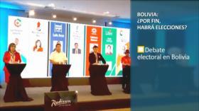 PoliMedios: Bolivia; ¿Por fin, habrá elecciones?