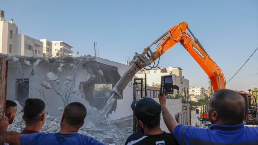Informe: Israel ha demolido 166 000 casas palestinas desde 1948