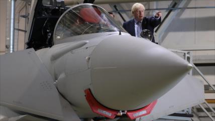 Londres es el segundo exportador de armas y Riad, el mayor cliente