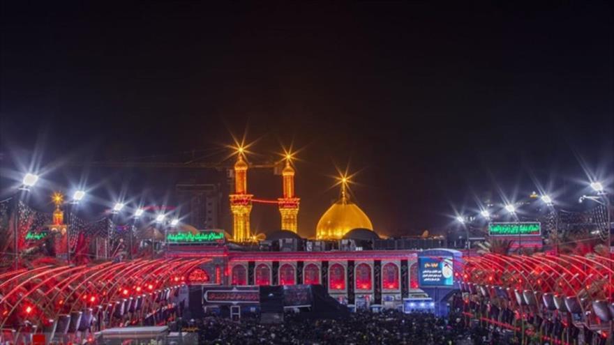 Los musulmanes conmemoran ceremonia de Arbaín en Irán e Irak | HISPANTV
