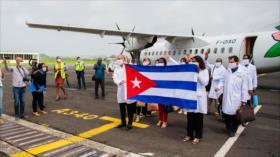 Grupo de Puebla condena hostilidad de EEUU hacia médicos de Cuba