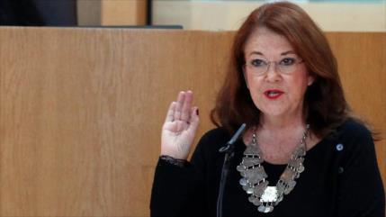 Dimite embajadora argentina en Rusia en apoyo a Venezuela
