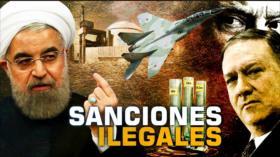 Detrás de la Razón: Sanciones estadounidenses castigan el sector médico iraní de forma ilegal