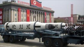 Seúl: Pyongyang podría desvelar misiles balísticos esta semana