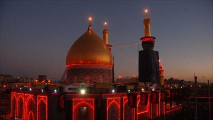 Iraquíes conmemoran Arbaín en la sagrada ciudad de Karbala