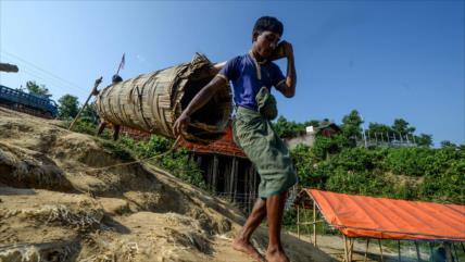 """HRW: Los Rohingya viven en una """"cárcel al aire libre"""" en Myanmar"""