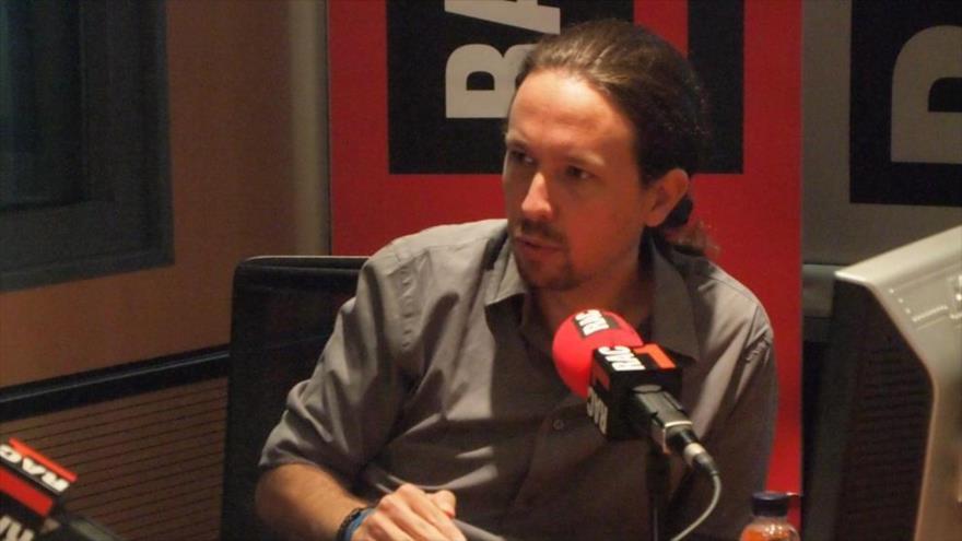 "Podemos reitera: ""Tarde o temprano llegará la República"" a España | HISPANTV"