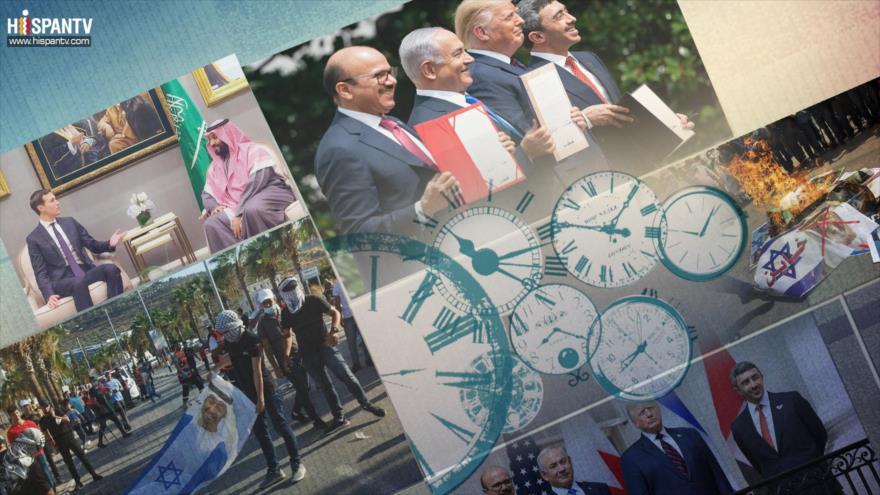 10 Minutos: Normalización con Israel; historia de la traición árabe