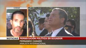 Casado: Rechazo sistemático de Interpol ridiculiza a Ecuador