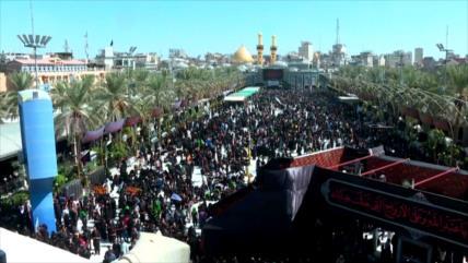 Musulmanes del mundo se visten de luto para conmemorar el Arbaín