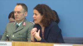 Alemania asegura que nunca apoyará a EEUU en sus sanciones a Irán