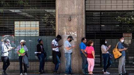Banco Mundial prevé caída del 7,9 % para economía de América Latina