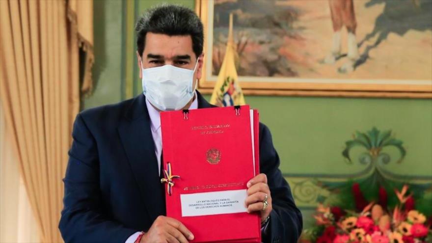 Maduro: Fracasó plan de EEUU y derecha apátrida contra Venezuela | HISPANTV