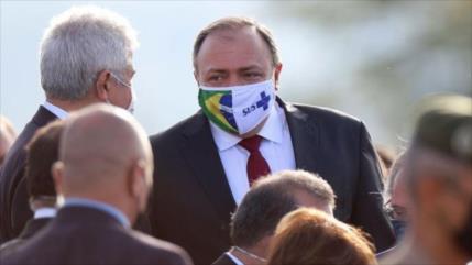 Ministro de Salud de Brasil: Desconozco sistema sanitario del país