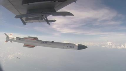 Vídeo: La India prueba con éxito su primer misil antirradar