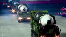 Kim Jong-un: Corea del Norte continuará fortaleciendo su Ejército