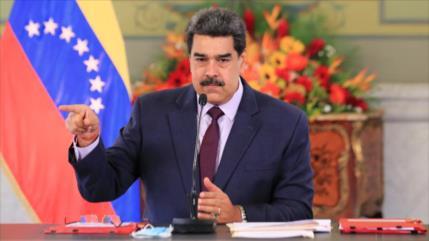 Maduro desea que Trump salga de la COVID-19 siendo mejor persona