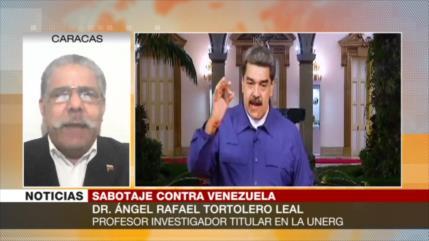 Tortolero Leal: Colombia es mandadero del imperio de EEUU