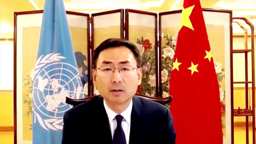 China: EEUU es la mayor amenaza para la seguridad mundial | HISPANTV