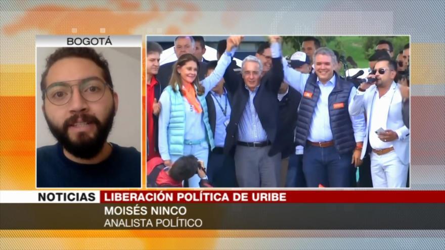 Ninco: Caso Uribe muestra falta de independencia judicial en Colombia