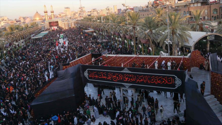 Sondeo: Arbaín sigue vivo en medio de lucha contra arrogancia mundial