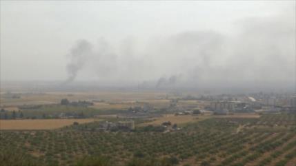 Ha pasado un año de la agresión turca contra el noreste de Siria
