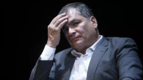 Correa advierte de un plan Cóndor 2 de EEUU en América Latina