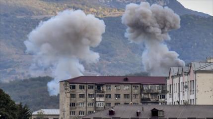 Los intereses de Israel en Nagorno Karabaj