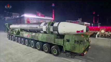 'Nuevo misil norcoreano, un mensaje para próximo presidente de EEUU'
