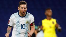 Messi encabeza lista de mejores futbolistas de historia de La Liga