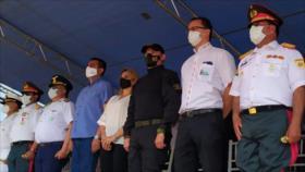 Ministro de Áñez amenaza de muerte a cubanos, venezolanos y argentinos