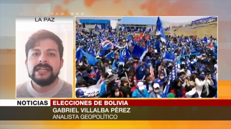 Villalba: Maquillaje electoral podría llevar a MAS al balotaje