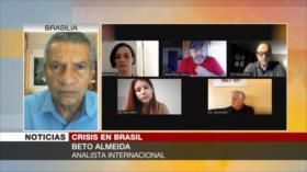 Almeida: Desunión de la oposición no permite frenar a Bolsonaro