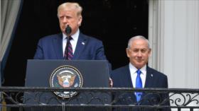 Trump presiona para normalizar relaciones con Israel a través de EAU