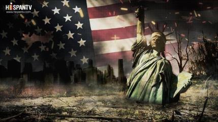 Declive de la influencia y el imperialismo de EEUU en el mundo