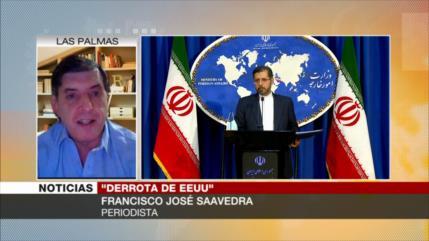 'Irán, como cualquier otro país, tiene derecho a defenderse'