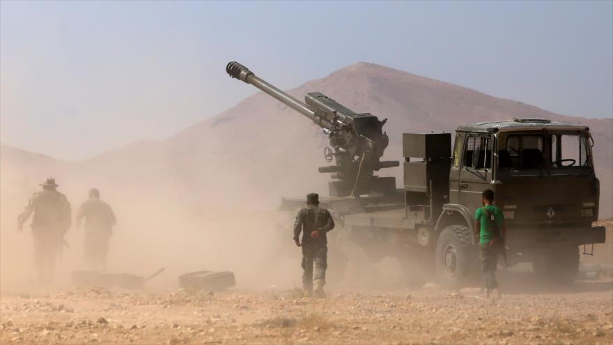 Ejército sirio fulmina centros de Daesh en ataque relámpago en Hama | HISPANTV