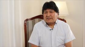 Morales espera que victoria de Arce reconfigure mapa de región