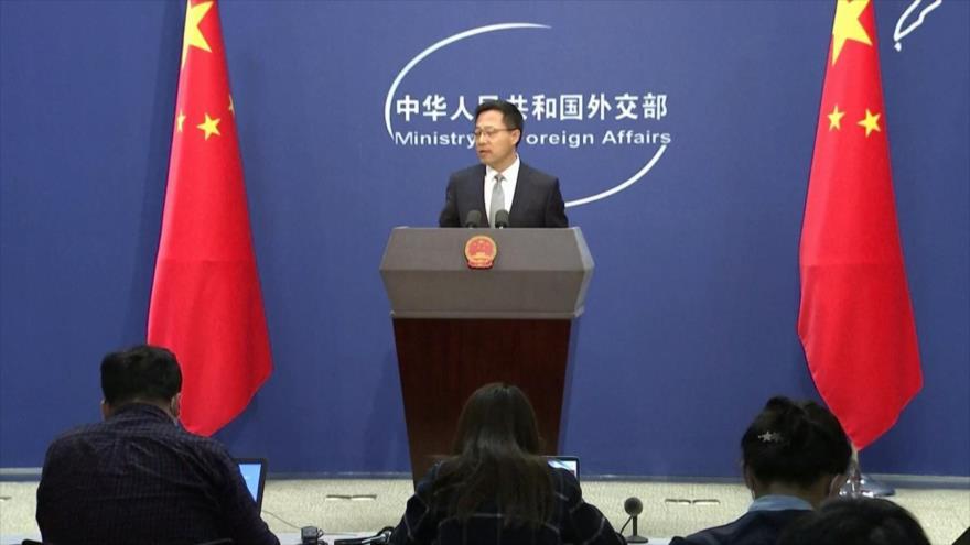 China acusa a EEUU de convertirse en un instigador por el mundo   HISPANTV