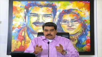 Maduro insta a Felipe VI a pedir perdón por genocidio en América