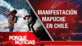 El Porqué de las Noticias: Sanciones de EEUU. Presidenciales de Bolivia. Protestas en Chile