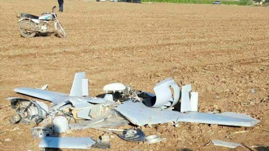 Dron no identificado cae en Irán en plena tensión por Karabaj