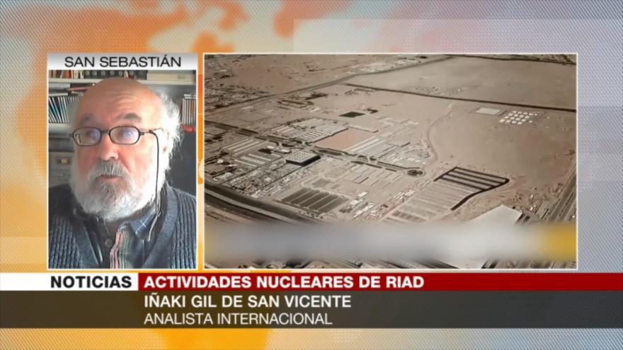 Iñaki Gil: Arabia Saudí no puede ocultar sus actividades nucleares