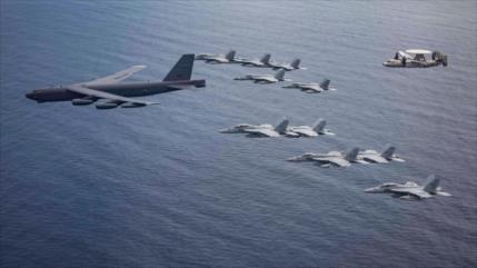 China detecta 60 aeronaves espía de EEUU cerca de sus fronteras
