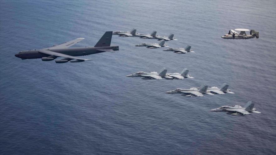 China detecta 60 aeronaves espía de EEUU cerca de sus fronteras | HISPANTV
