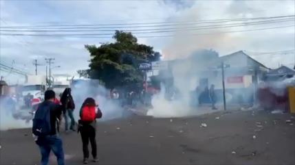 Protestan en Costa Rica contra corrupción y alza de impuestos
