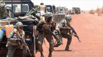 Más de 20 muertos, 12 civiles, en un ataque terrorista en Mali