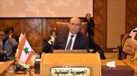 Líbano no reconocerá a Israel, busca demarcar sus límites marítimos