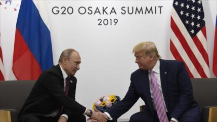 EEUU anuncia acuerdo de principio con Rusia para prolongar START