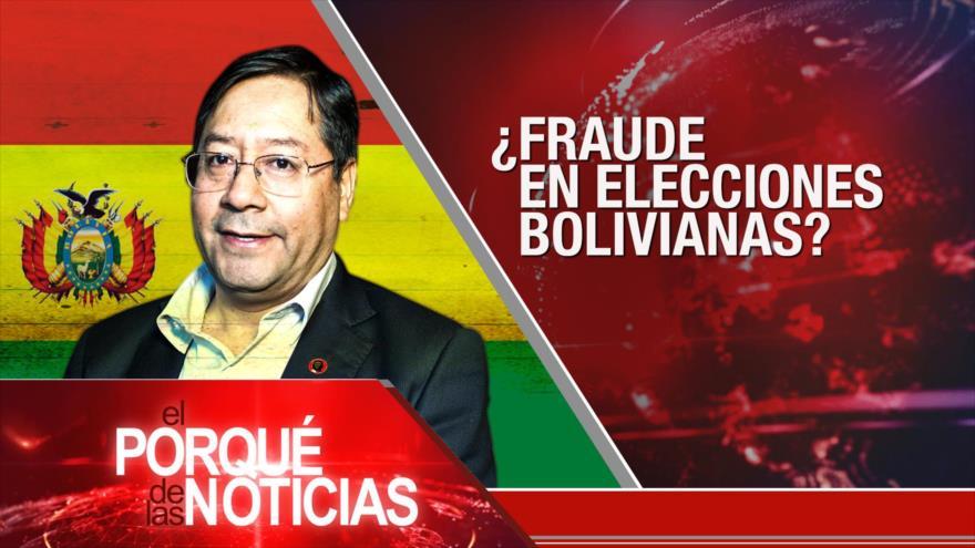 El Porqué de las Noticias: Programa nuclear saudí. Elecciones en Bolivia. Acuerdo Post-Brexit